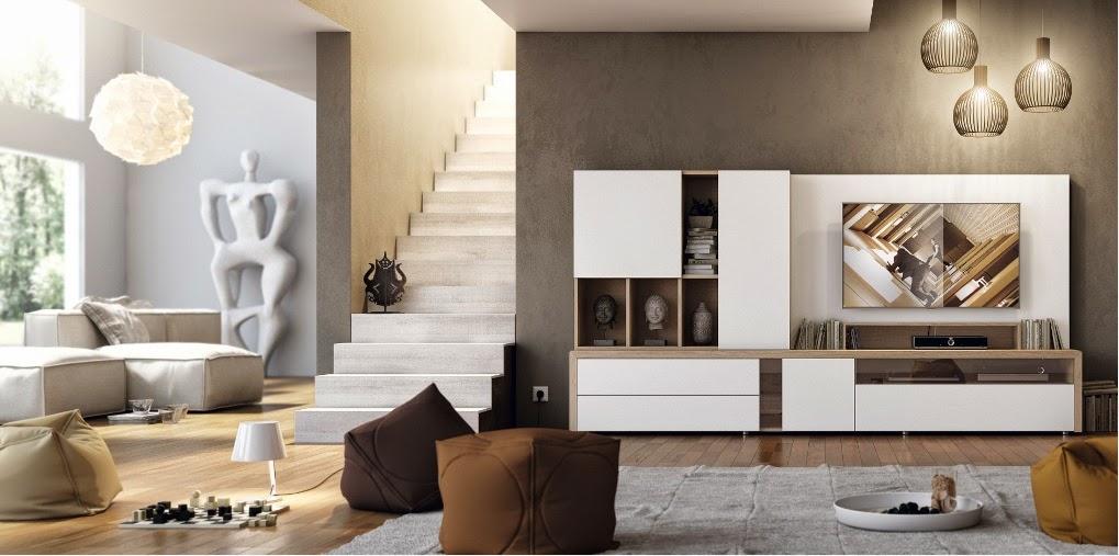 Fotografias de muebles de salon modernos - Mueblesbonitos com ...