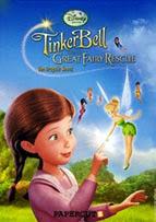 Phim Tinker Bell Và Cuộc Giải Cứu Vĩ Đại
