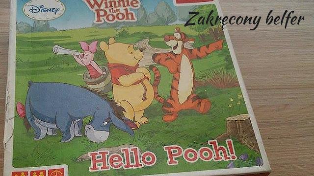 'Hello Pooh!'