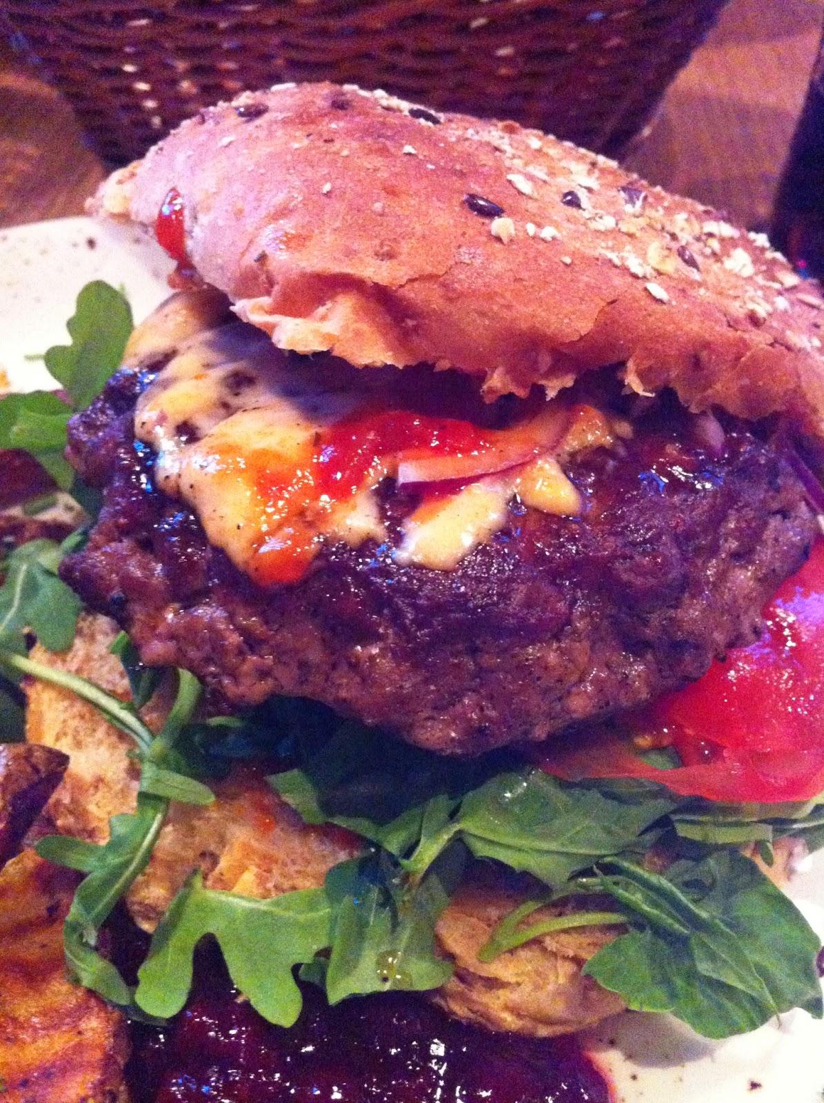 germanys best burger: die küche, mannheim