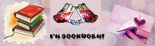 I'm a bookworm.
