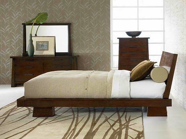 zen style bedroom glamor ideas