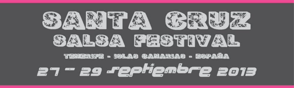Santa Cruz Salsa Festival 2013