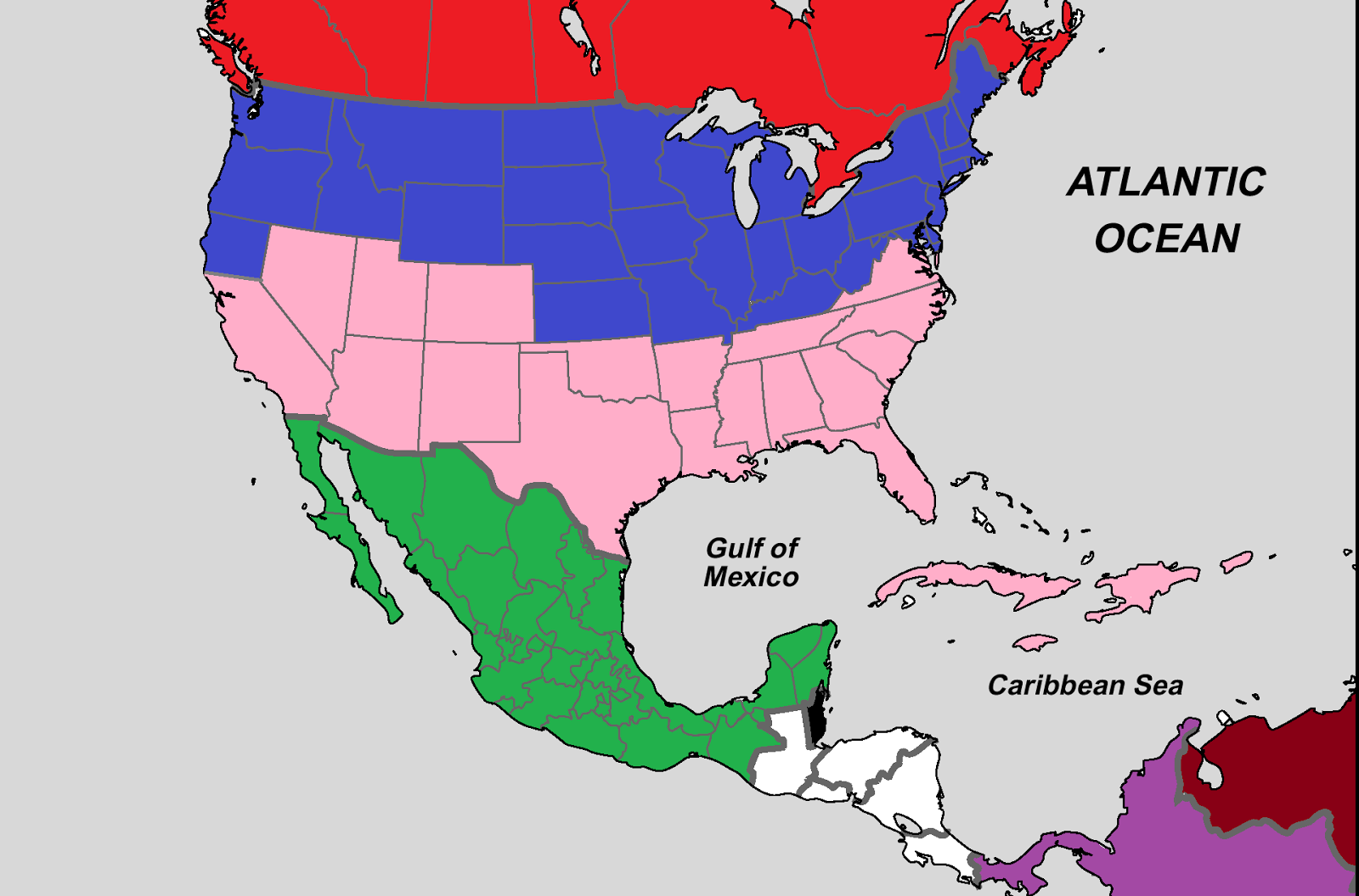 the results of catastrophic union failures in the civil war map circa 1880