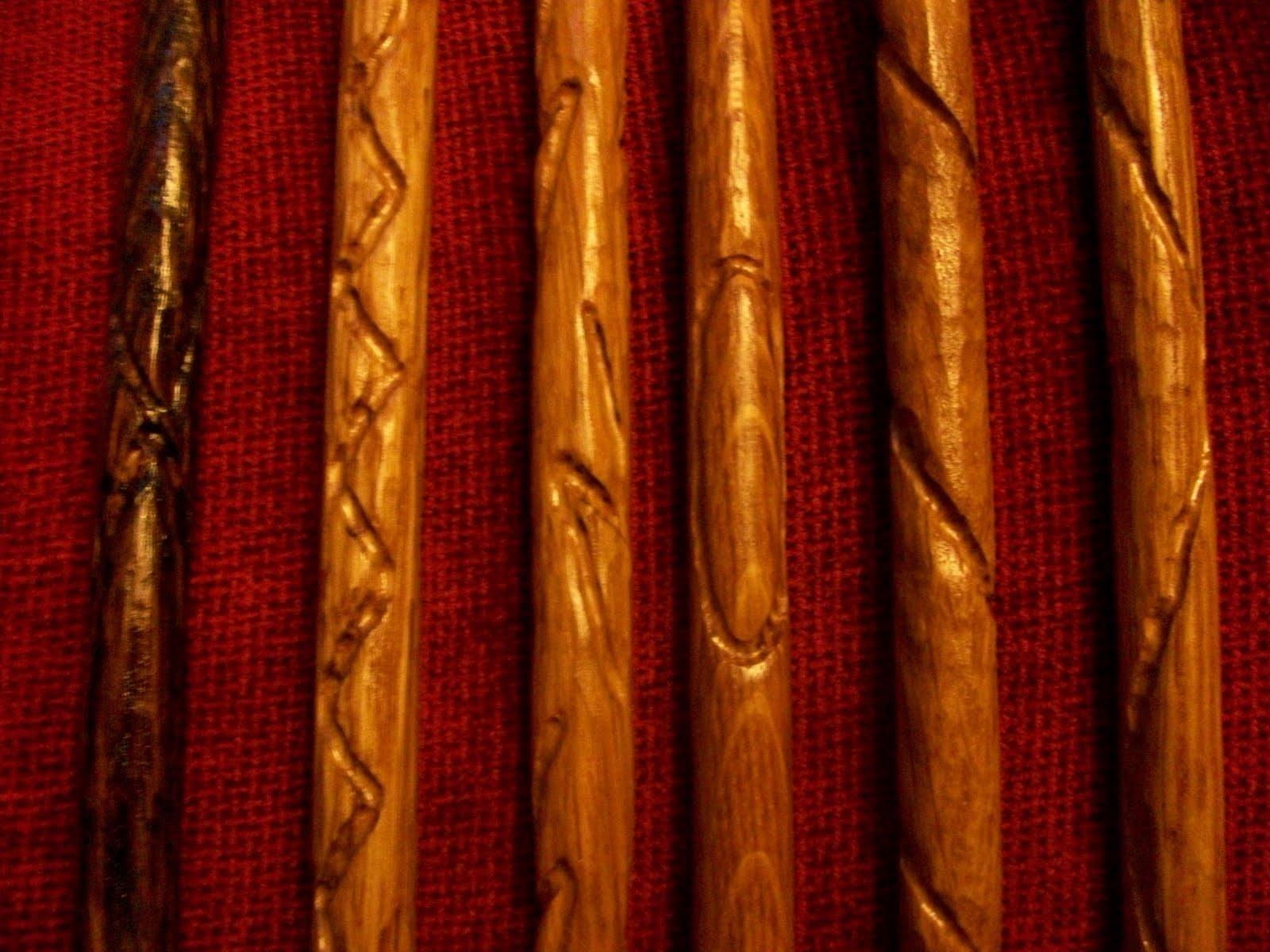 Wands And Woodcraft