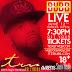 "@itzDUBB -  Live Concert At ""TRU"" 1600 N. Argyle Ave, Hollywood CA"