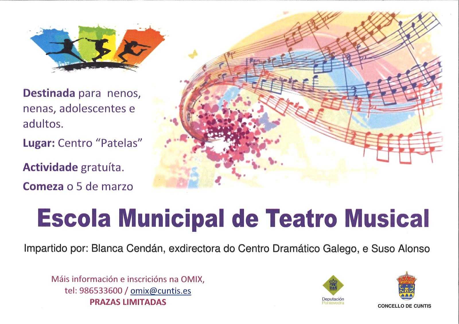 ESCOLA MUNICIPAL DE TEATRO MUSICAL