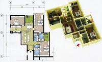 Xem phong thủy căn hộ chung cư
