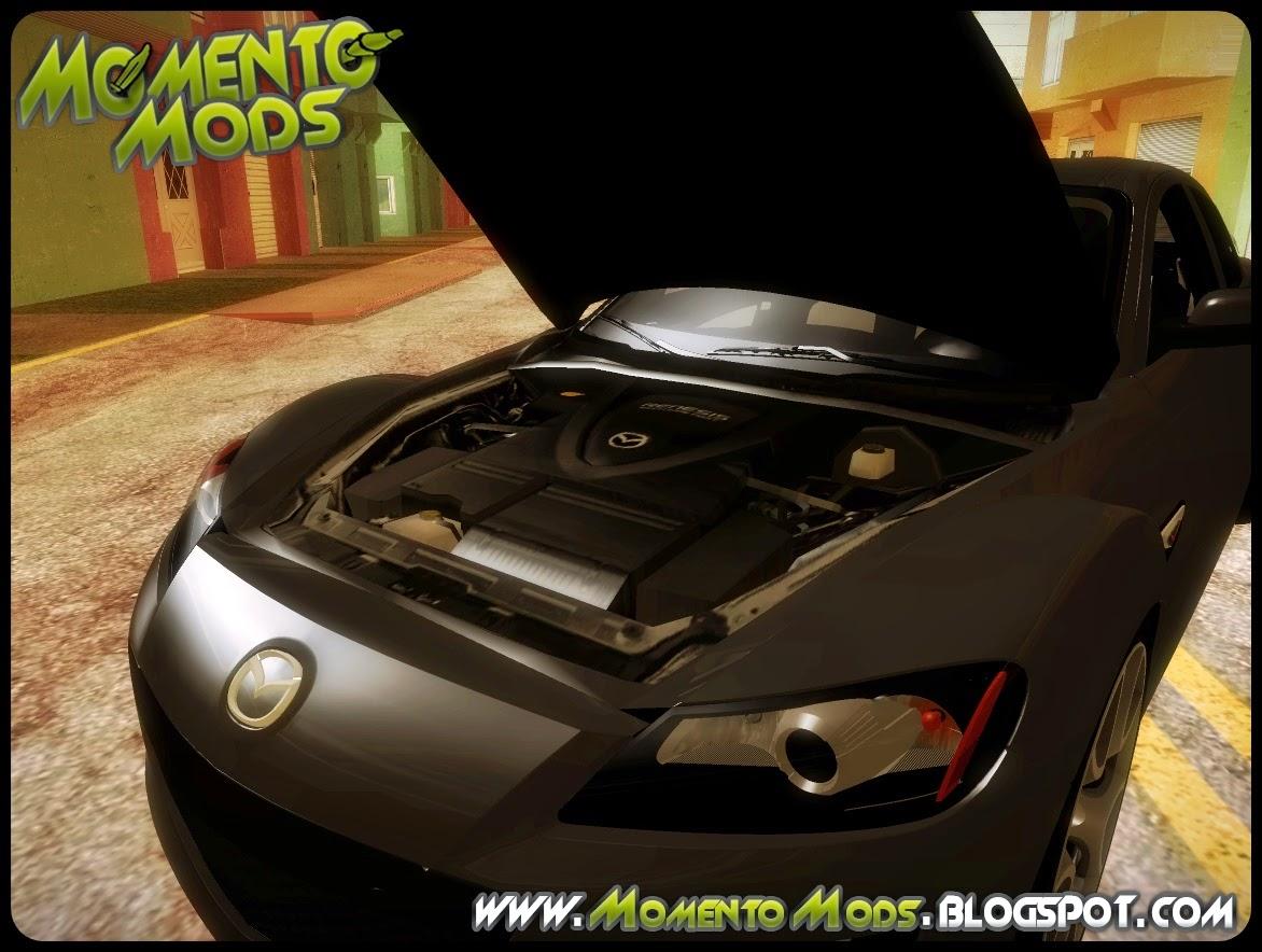 GTA SA - Mazda RX-8 Spirit R 2012 (Tunavel)