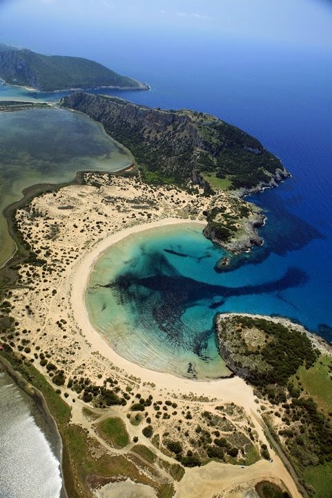 Voidokilia, Messinia, Greece