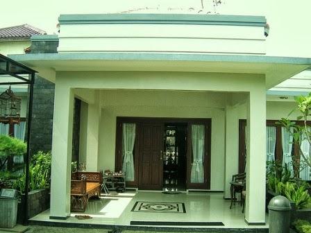 desain rumah minimalis gambar desain cantik teras rumah