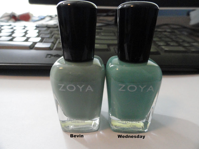 Zoya Bevin Vs Wednesday Bevin and Wednesday are not