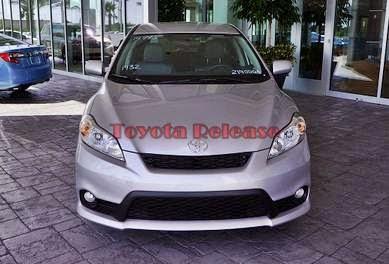 2016 Toyota Matrix Price