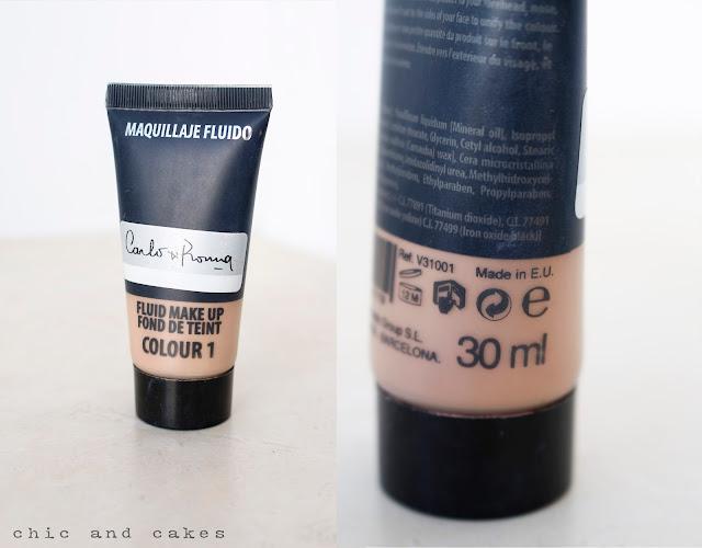 Maquillaje fluido pieles claras - Carlo Di Roma