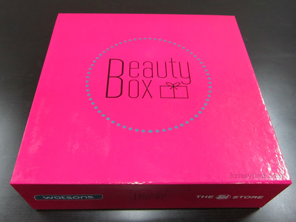 What's new: SM Beauty Box