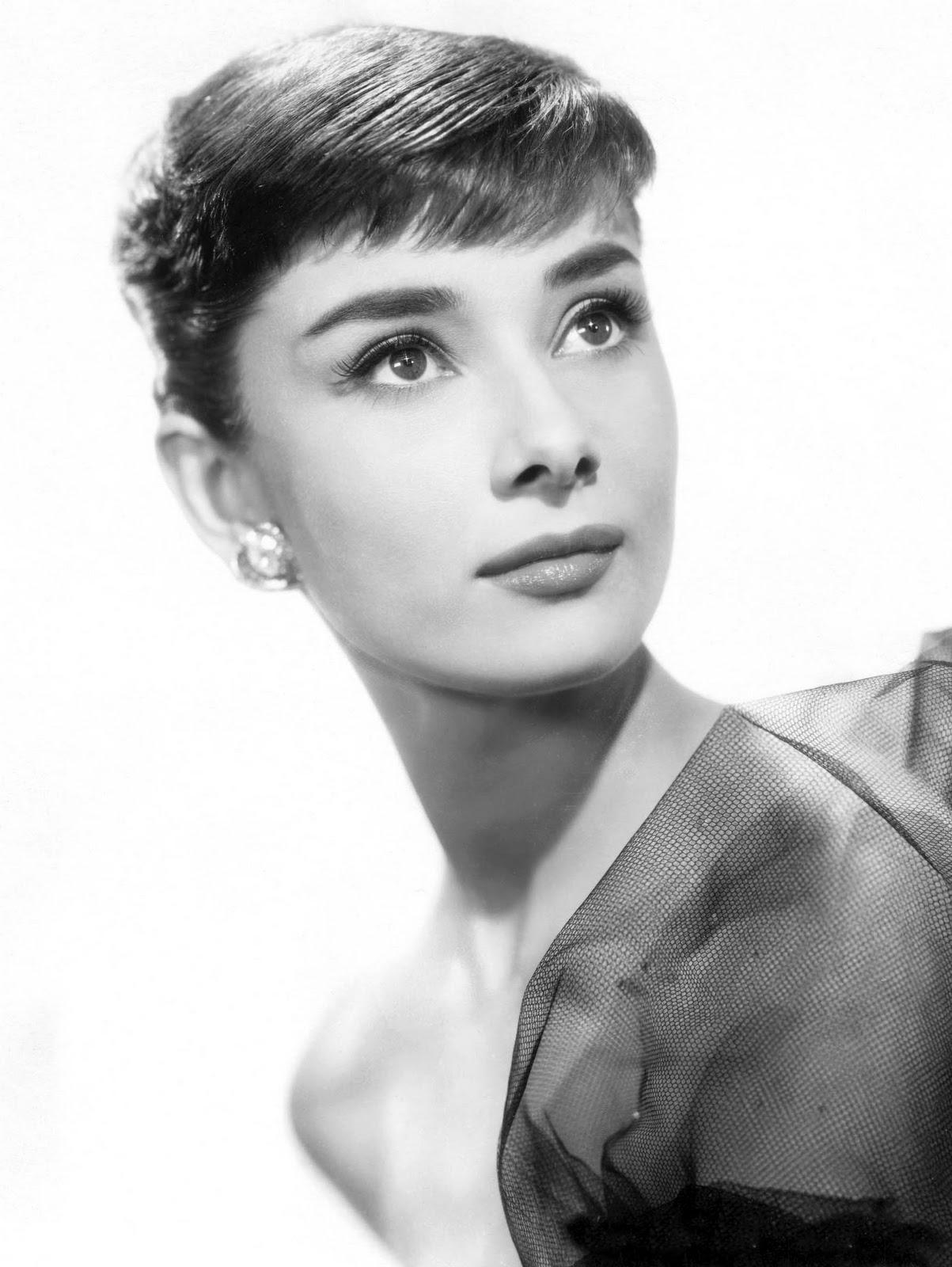 Pixie Cut Audrey Hepburn Overt about a pixie cut.