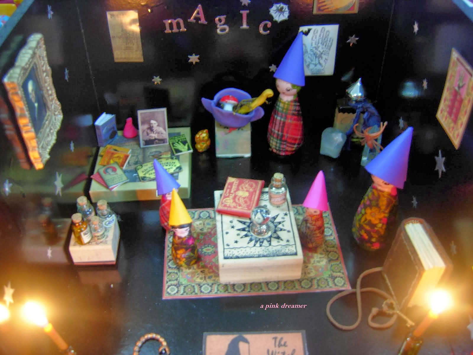 my magic witch house!