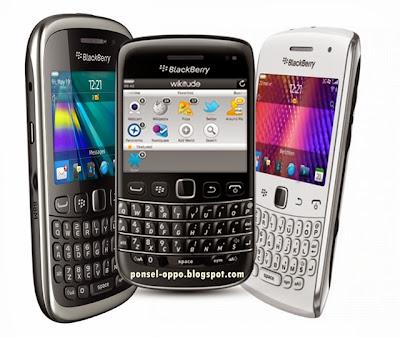 Harga terbaru HP BlackBerry