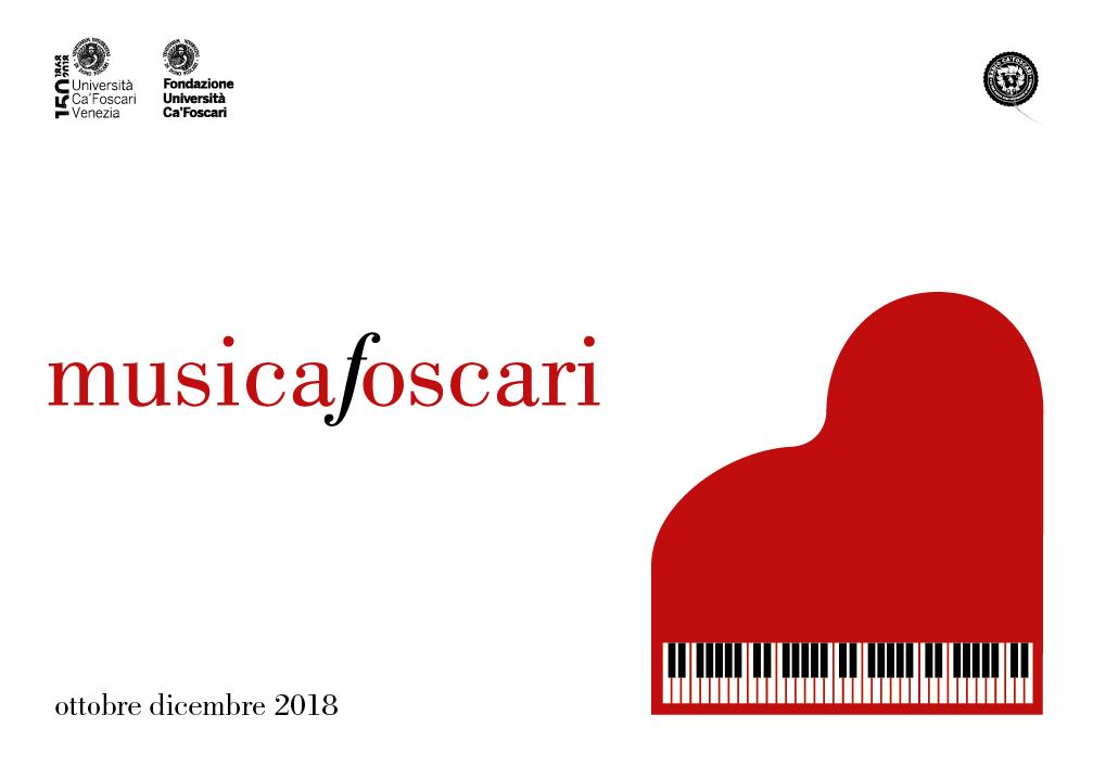 La Stagione 2018 di musicaƒoscari