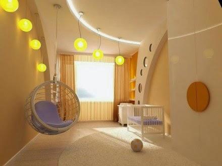 Top ideas unique ceiling decoration for kids room