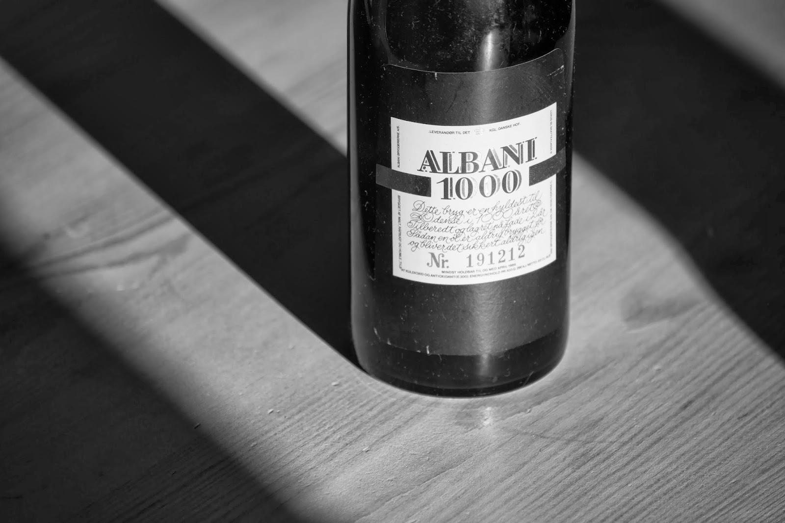 albani 1000 års øl
