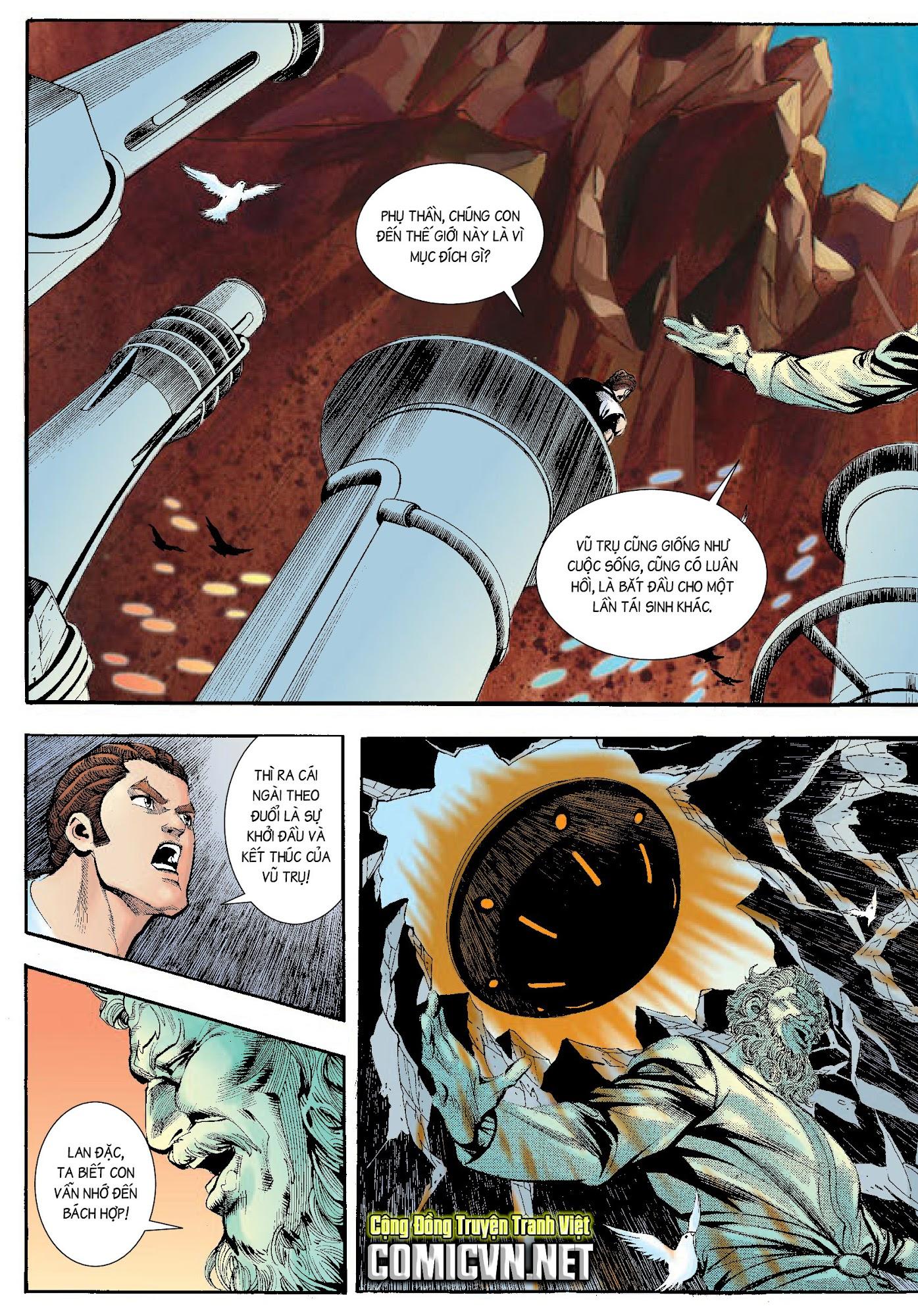 Đại Kiếm Sư Chap 32 - Trang 28