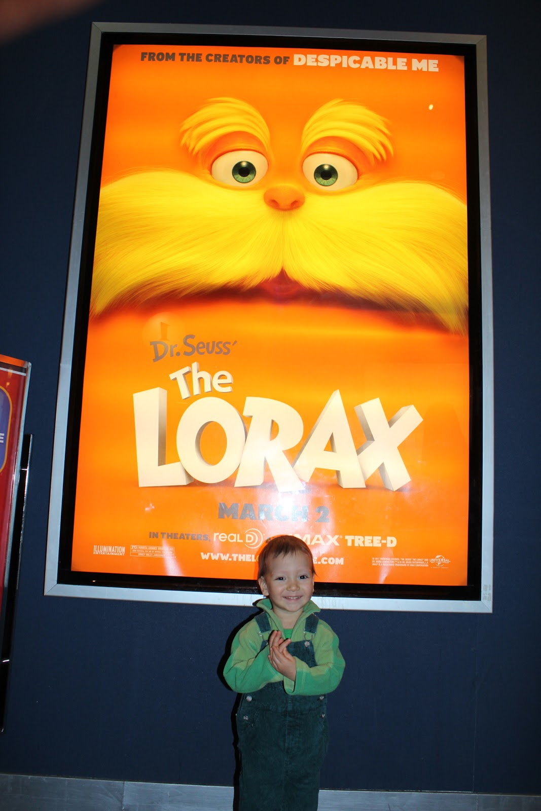how to watch the lorax