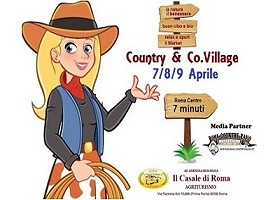 Country & Co. Village - Roma 7/9 aprile