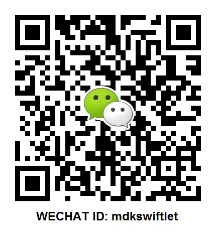 MDK SWIFTLET'S WECHAT