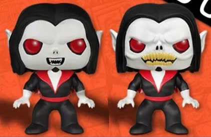 Marvel Collector Corps Exclusive Morbius Pop! Vinyl Figures by Funko