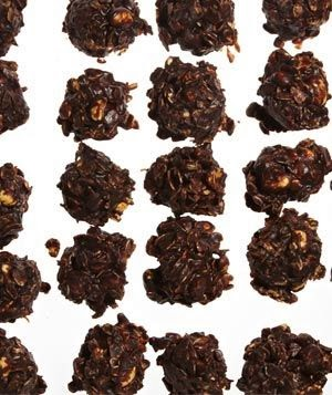 No Bake Chocolate Oatmeal Cookies With Old Fashioned Oats