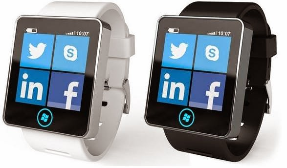 Check Out Microsoft Smart Watch Coming Out Soon