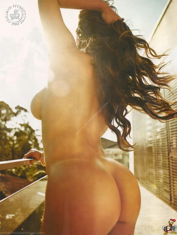 Mulher Melão - Playboy