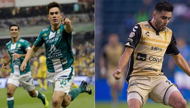 Ver partido Leon vs Dorados de Sinaloa en vivo