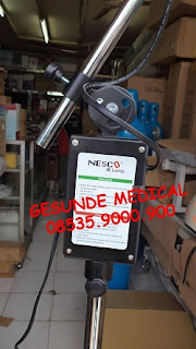 Lampu Infra Red Standing Nesco