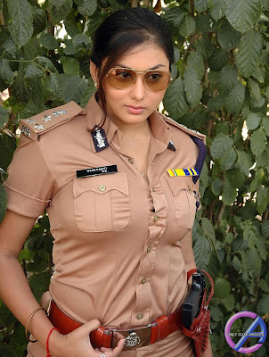 south actress namitha in police dress only cute angels