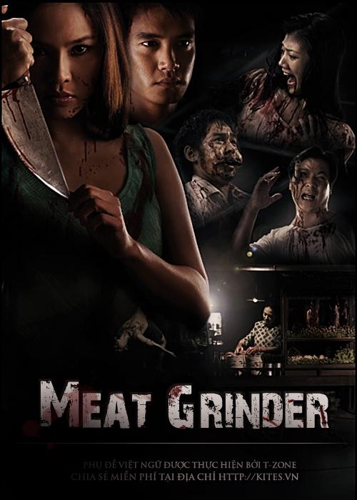 Máy Xay Thịt Người - Meat Grinder