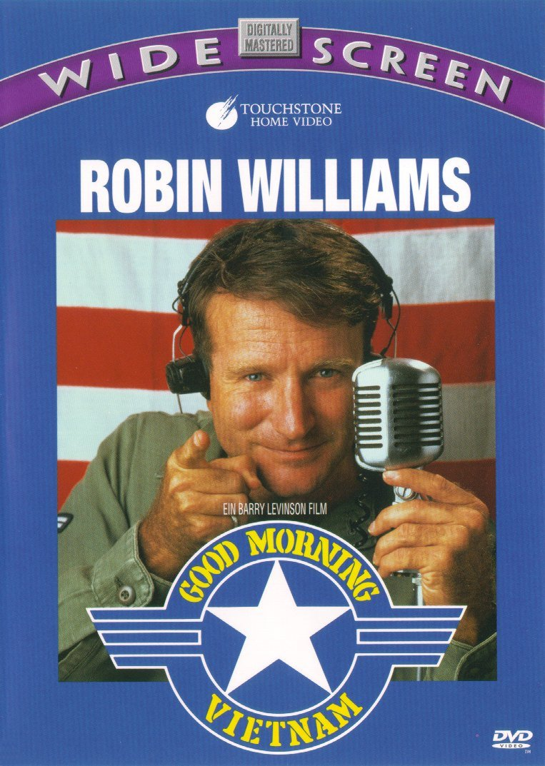 good morning vietnam Good morning vietnam the movie centrers on a radio man adrian cronauer goes to vietnam to bring back a little comedy about the lives of the soldiers it was set in saigon in 1965, during the vietnam war.