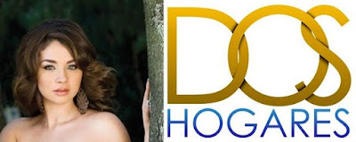 Daniela Luján, se une al elenco de la novela Dos Hogares