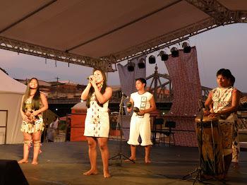 Grupo Musical Tikuna
