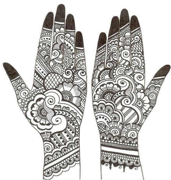 Hand Mehndi Design Mehandi Design Heena Designs Indian Mehandi