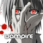 male supernatural vampire animes