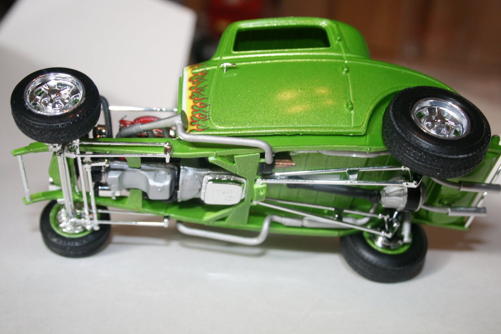 Model Cars: 32 FORD 3 WINDOW COUPE