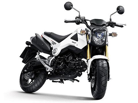 Gambar Motor 2014 Honda MSX125, 480x360 pixels