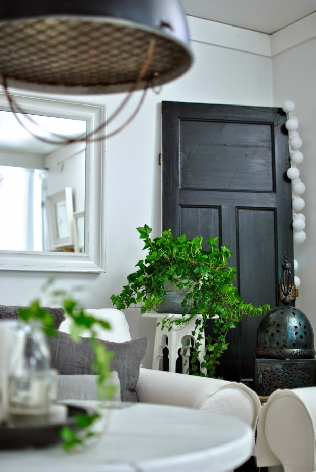 grönska murgröna vardagsrum