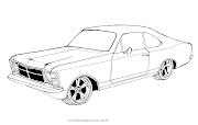 Desenhos para Colorir de Carros (desenhos para colorir de carros )