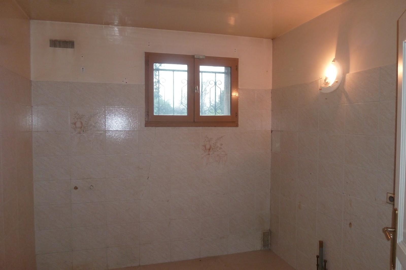 Art thisan une nouvelle salle de bain for Nouvelle salle de bain