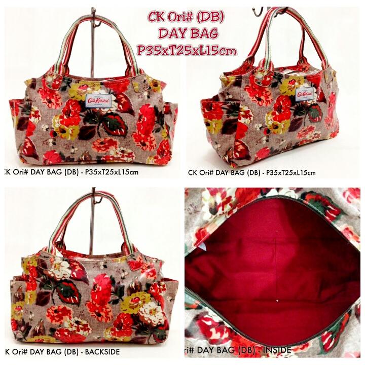 ec591f7106 Kipling Shop Indonesia  LIMITED!! Cath Kidston ORI  DAY BAG (DB ...