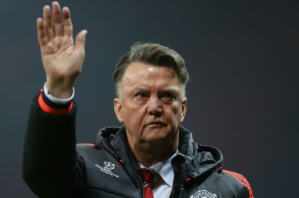 Louis van Gaal's shock admission over his Manchester United future