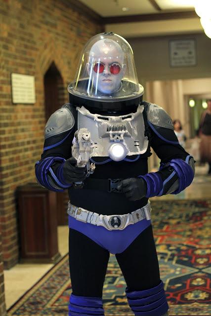 Batman DR Freeze Costume